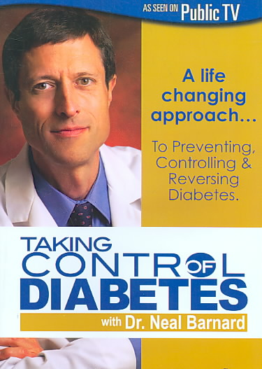TACKLING DIABETES WITH DR NEAL BERNAR BY BARNARD,NEAL (DVD)