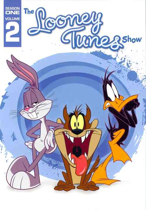 LOONEY TUNES SHOW:SEASON ONE VOL TWO BY LOONEY TUNES (DVD)